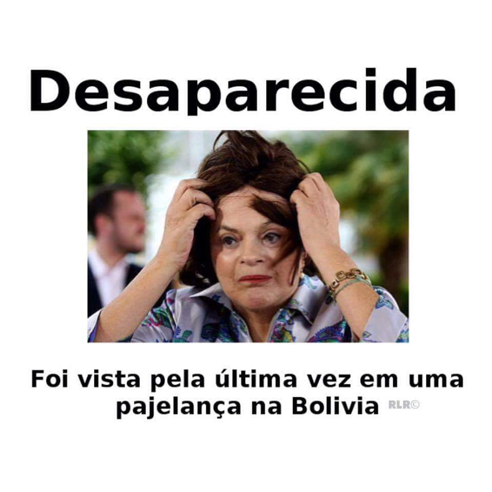 Cadê tu Dillma? http://t.co/V3oBn0Gq7G