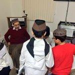 Ahmadiyya @USAAtfal class in Fazal Mosque DC today #Islam #DC #DMV http://t.co/3teMZMlR1a