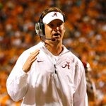 Alabama announces Lane Kiffin will return as offensive coordinator, ruling out a move to 49ers http://t.co/njCLEIJT7E http://t.co/H0rC9Fdajs