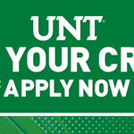 Students: Unleash your potential at #UNT, the state's most creative university! http://t.co/Gf1WbrD8Gn