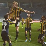 Great team performance! Really happy with my 2 goals against Kasimpasa. #TopOfTheLeague! http://t.co/hgpneEM2ve