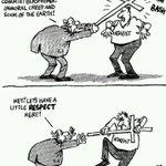 Religion Vs athéisme. http://t.co/OXcZLaz37R