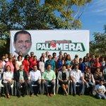 Acompañamos a @AndresGPalomera a convivencia con simpatizantes de nuestro partido, de la EST 81 de Puerto Vallarta http://t.co/YdxicS0UAw