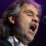 """Human beings are only happy when they are creators"" — Andrea Bocelli, tenor + songwriter @Davos"