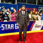 """""""@NHL: Most valuable suit: @Burnzie88 #NHLAllStar http://t.co/OD53T5wtJC"""". The Soencer Hawes of the NHL"""
