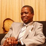 President Elect Edgar Lungu smiles soon after being declared as the 6th President of Zambia http://t.co/vaDCHTcIxT