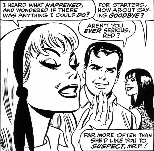 Tom Spurgeon (@comicsreporter): happy milestone 85th birthday to the legendary john romita sr -- http://t.co/mWk74V4BRf