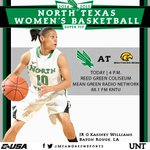 Listen in to @KNTU881 NOW as @MeanGreenWBB takes on Southern Miss on the road. #GoMeanGreen http://t.co/y6TQbF5qW4