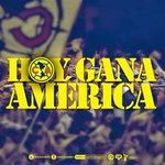 ¡A tan sólo 1 hora de ver volar a nuestras Águilas! RT si crees que #HoyGanaAmérica http://t.co/GHzVyr9DZ1