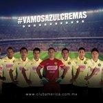11 Águila vs Puebla: Muñoz, Aguilar, Goltz, Paul, Samudio, Pellerano, Sambueza, Quintero, Arroyo, Benedetto y Peralta http://t.co/ZAExiTToHc