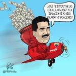 """""""@dmurolo: Nicolás se fue de nuevo... de vacas!! http://t.co/SR7zXUb9rL (vía @FMPinilla)"""""""
