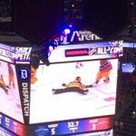 Iceburgh shoots and scores! And celebrates like a champ!!!! #SheWantstoSellMyMonkey http://t.co/P8pVAGZICs