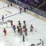 #Pens Iceburgh leads the East to a 10-6 win in the #NHLAllStar Mascot Game http://t.co/pQozaua0vb