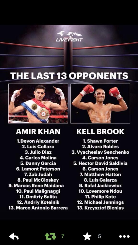 @AmirKingKhan this never gets old and gets better after each fight #levels http://t.co/zTn3XxPa7B