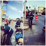 La limpieza de nuestras calles es fundamental para el nuevo rostro de nuestro #Matamoros, hagámoslo juntos. http://t.co/27yWLaeHtV