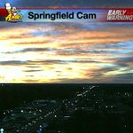 A beautiful sunset this evening...big changes heading into Sunday...Ill have the details in a few minutes. http://t.co/ZwBljJytUN