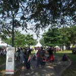 Tak tau nak mkn mana hari ni? Jom ramai2 dtg Taman Tasik Cempaka Bangi. FRSTIVAL MAKANAN! http://t.co/9yZ4dSQCoT