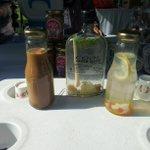 Untuk yg jaga badan hehe Air untuk detox pun ada la haha Festival Makanan, Tasik Cempaka http://t.co/5IVaDWu3Jz