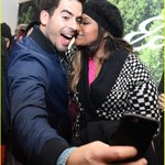 Mindy Kaling & Eli Roth take such a cute selfie at a #Sundance2015 Fashion Party! See pics: http://t.co/vnWZI7wMn7 http://t.co/MlZdYMzFUW