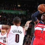Final from Portland: #Wizards 96 - #Blazers 103 Wall 25p-9a Pierce 19p-6r Beal 16p-5r-5a Nene 15p #WizBlazers http://t.co/oGSJQP5q4A
