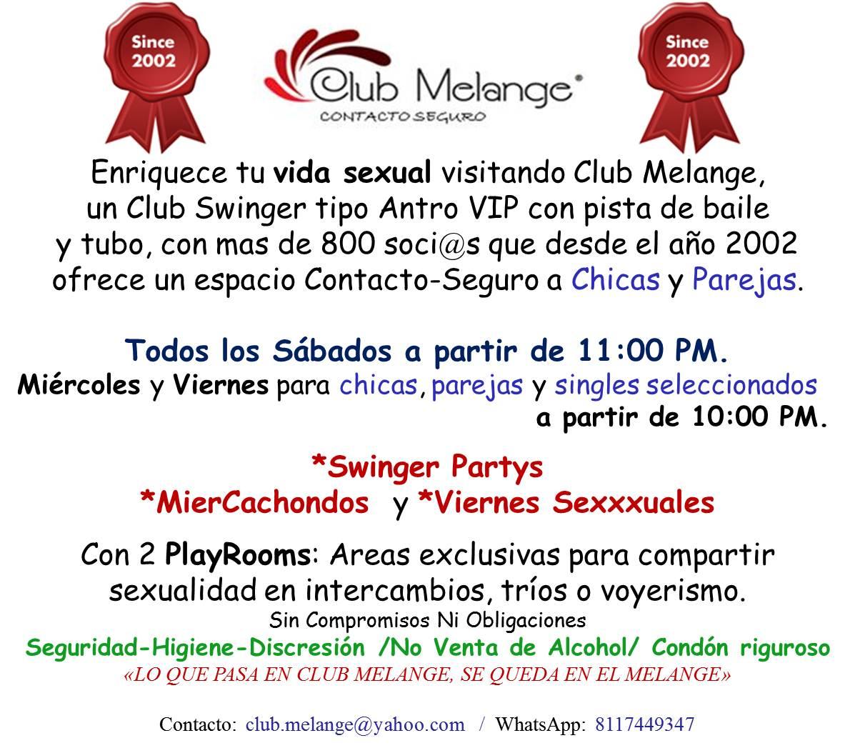 Club Melange (@ClubMelange): http://t.co/aLvnqPMKBB