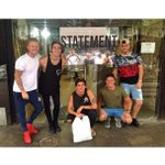 Calum and luke shopping at @statement_au yesterday ! http://t.co/tjITuWkvwY