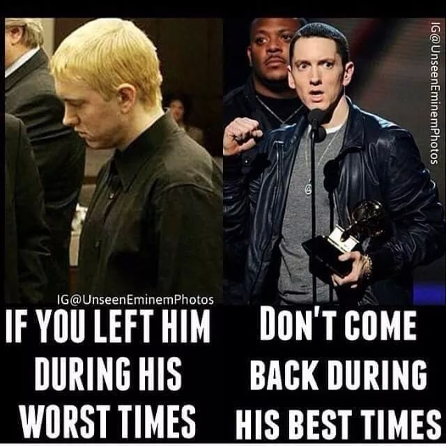 Fans-haters who dissed #Eminem for #LanaDelRey's issue, please don't be there at #GRAMMYs, new album s gonna released http://t.co/qKaFZrpD7C