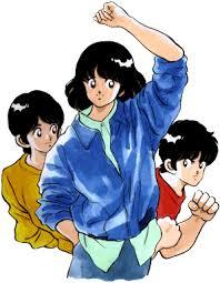 BSアニメ&漫画夜話(ビューティフルドリーマー、銀河鉄道の夜、タッチ、寄生獣、童夢)