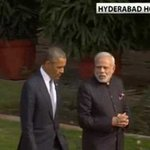 Walk and chai break for PM Modi and Barack Obama: 10 developments http://t.co/P8P0CaD8H9 #NamastePOTUS http://t.co/s0Vxzafhgc