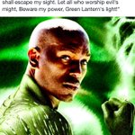 RT @comiczeroes: @Tyrese Gibson has teased that my may be playing the #GreenLantern... Let's hope this happens!!
