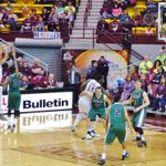 "01/24/15 #NMSU 69 UVU 44 Remy Barry shoots a ""3"". Hes been the most truly versatile player on the team this season http://t.co/PzUfs8cmLs"