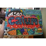 HAPPY BDAY @CALUM5SOS FROM @5SOS!! HAVE A GOOD ONE AND I HOPE U LIKE THIS ILYSM #happybirthdaycalumhood ???????????????????? http://t.co/iKEfTmoxig