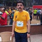 RT @VISHWASJ12: enjoyed the 10 k run for Rotary Mumbai Daud.