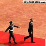Great honour to be back in India, says President Obama http://t.co/rkqFp3oePn #NamastePOTUS http://t.co/J8VOjGMn0q