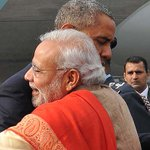From cold shoulder to hugs: President Obama and PM Modis changed dynamic http://t.co/AERIcWLuco #NamastePOTUS http://t.co/ehVhXD9UKU