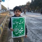 Listen #CharlieHebdo You r just a loser.  I Love my Holy Prophet pbuh more than my Life. #JIShaneMustafaMarch http://t.co/AGBzNuD7ZF