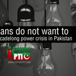Politicians do not want to resolve decade long power crisis in Pakistan detail: http://t.co/fzbsrb07Ez #blackout http://t.co/9qQafJGJT7
