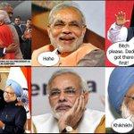 *Falls off chair* RT @TheUnRealTimes COMIC: When MMS trolled Modi #ObamaHugsModi #NamastePOTUS (via @ajayendar) http://t.co/oqtaty66VV