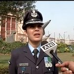 WgCdr Pooja Thakur: Right from training days we are treated just like male officers.So 1st we are officers then women http://t.co/muutkf34lA