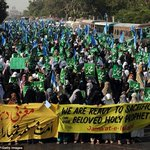 Kill us but dont abuse our prophet.. #JIShaneMustafaMarch http://t.co/looaYPJTKd