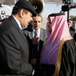 "Pdte. @NicolasMaduro arribó a Riad en Arabia Saudita para ratificar lazos estratégicos http://t.co/nYujmc2lGz http://t.co/bvqSP1gNos"""