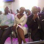 Mama fina, Seya& Ekitone grace Bugembes church... Over to you @bazanye and @OmaraDanielol. @Taswalu http://t.co/j9gql2L0X3 via @Ougasam