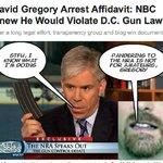 .@davidgregory #DavidGregory Arrest Affidavit: @NBCNews knew he violated #DC gun law. #NRA http://t.co/KR0422OZIW http://t.co/HFvxzVMzF4