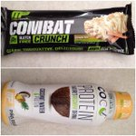 #MP Contest! Win a box of Cinnamon Twist Combat Crunch & a case of @CocoProtein! RT 2 ENTER! http://t.co/AFISZ9uXoR