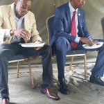 When your President is very humble! Congratulations to President Edgar Lungu of Zambia http://t.co/EaAFYhGOk4