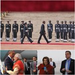 Warm welcome in #India from PM @narendramodi. Honored to represent USA, Virginia & Senate India Caucus. http://t.co/k8vAWVYxUP