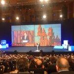 Clausura la Convención Nacional del @PPopular el presidente @marianorajoy #JunotosxUnGranPaís http://t.co/xzbpSRqx7K