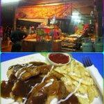 Chicken Chop Hutan Bandar. Siapa tak pernah pergi jangan RT. (: http://t.co/YlvKXcdPyT