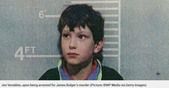 bulger killer on dating site The father of murdered toddler james bulger has launched a bid to have the dating style magazine james bulger's killer jon venables could have.
