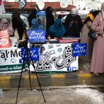 #JI #Lahore women SocialMedia have given befitting reply to #ShatimeRasool #CharlieHebdo in #JIShaneMustafaMarch http://t.co/GTd7J5vOhq